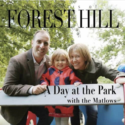 Neighbours of Forest Hill 2016-11 cover