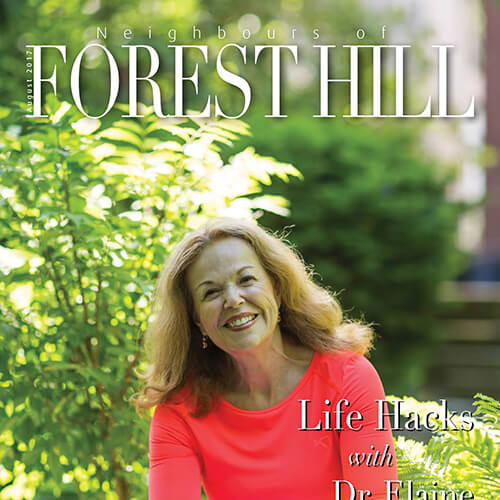 Neighbours of Forest Hill 2017-08 cover
