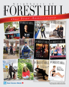 Neighbours of Forest Hill 2017-11 cover