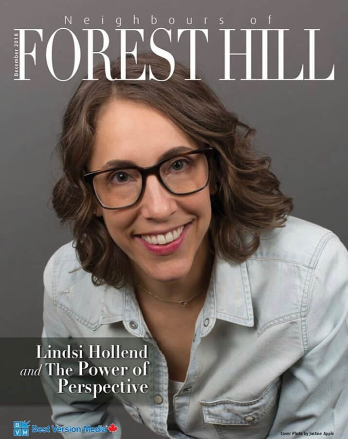 Neighbours of Forest Hill 2018-12 cover