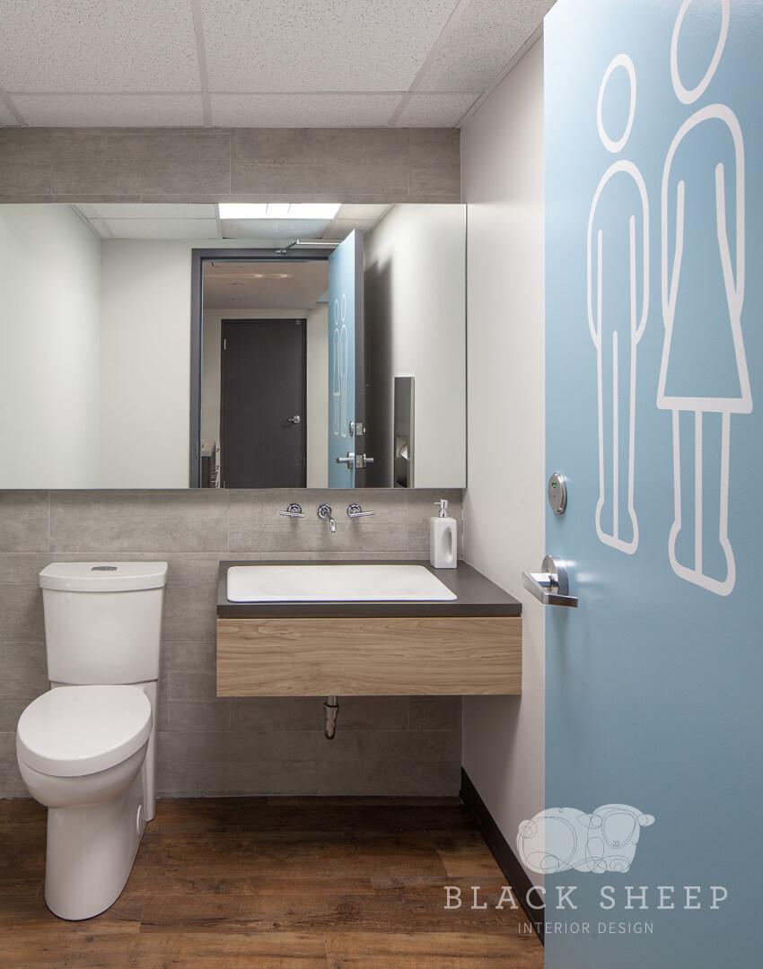 Black Sheep Interior Design - Living City Health 12