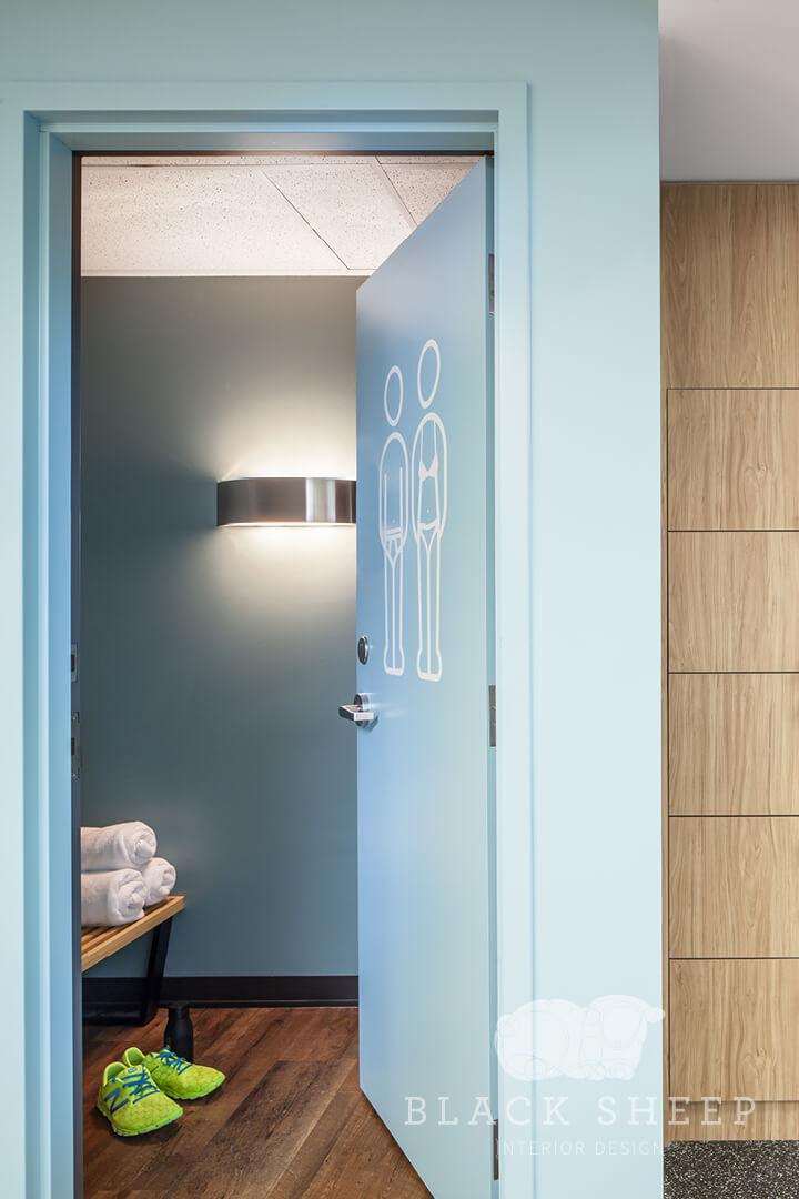 Black Sheep Interior Design - Living City Health 6