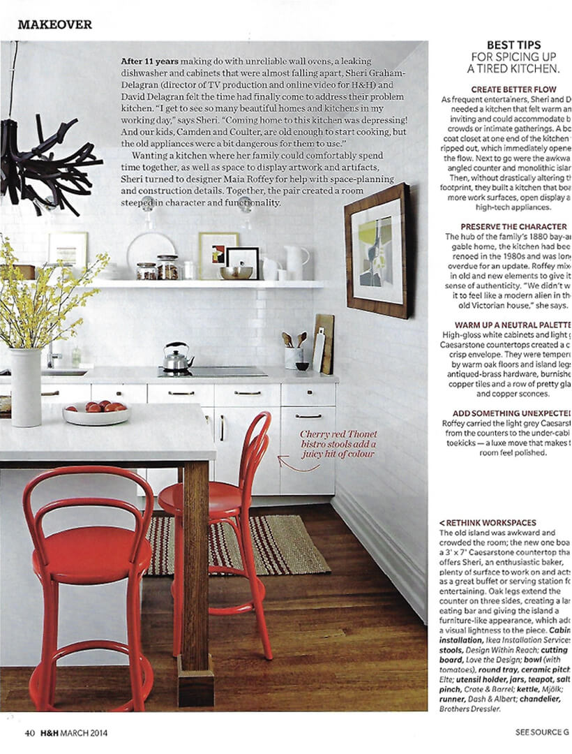House & Home March 2014 p40