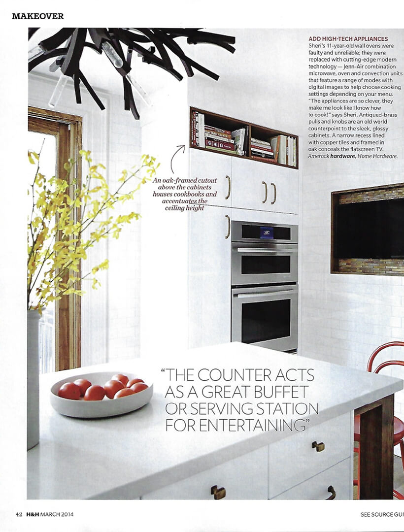 House & Home March 2014 p42