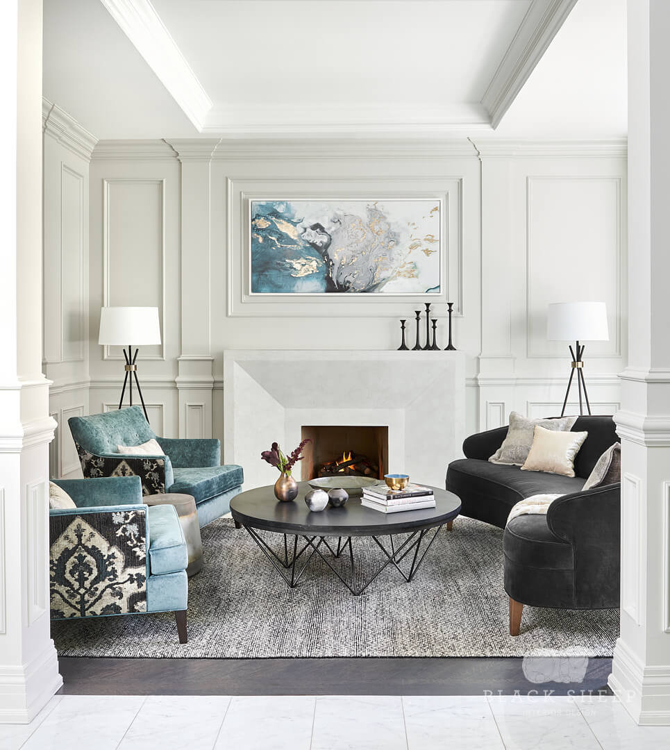 Black Sheep Interior Design - St Leonard 1